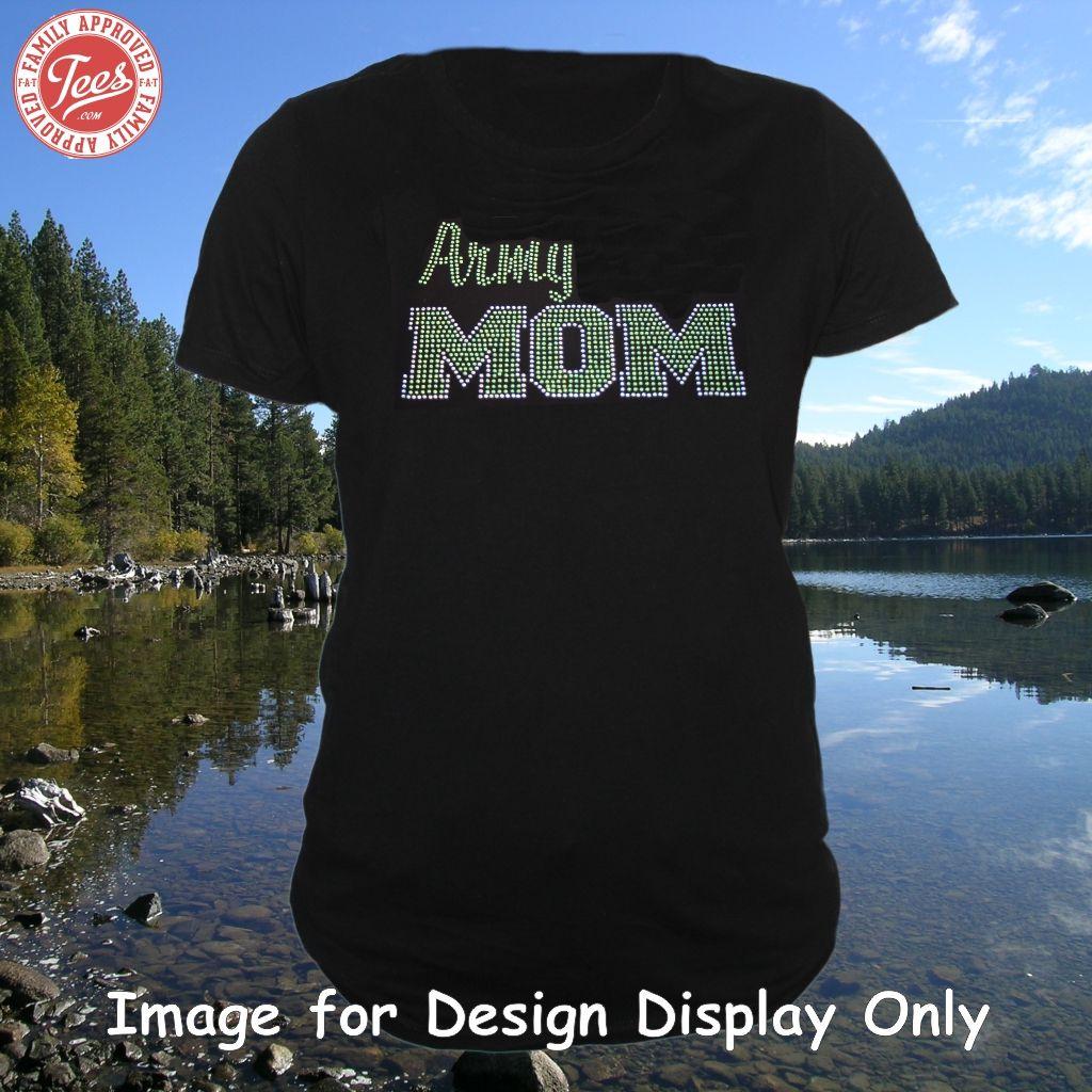 Army Mom tshirt Marine mom, Air force mom, Army mom