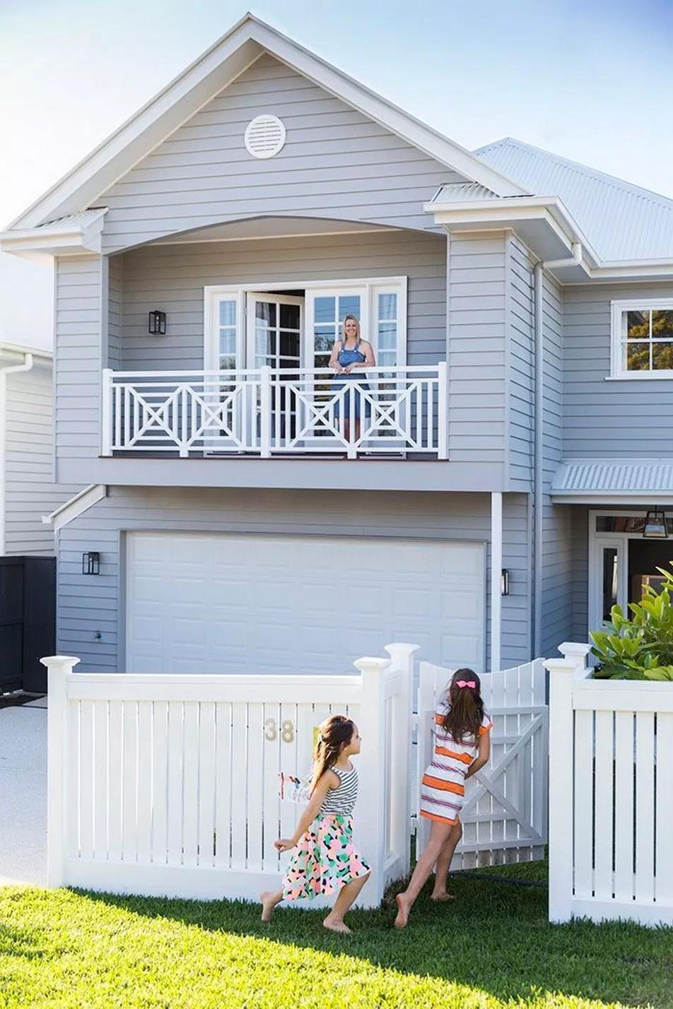 63 most beautiful white farmhouse exterior design ideas on beautiful modern farmhouse trending exterior design ideas id=59328