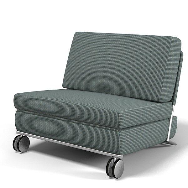 Single Sofa Chair Bed: SINGLE SOFA BED CHAIR