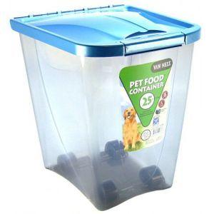 Van Ness Pet Food Container Pet Food Container Pet Food Storage