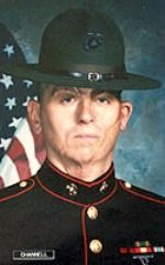 Marine cwo2 robert w channell jr 36 of tuscaloosa alabama died april 22 2003 serving - Becoming a marine officer ...