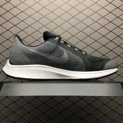 9bbddc7af5c35 Nike Air Zoom Pegasus 35 Shield Black White Grey AA1643-001 For Sale-1