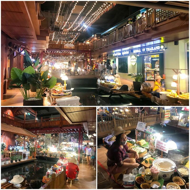 1Day Bangkok Riverside Itinerary 6 Places to dine, shop