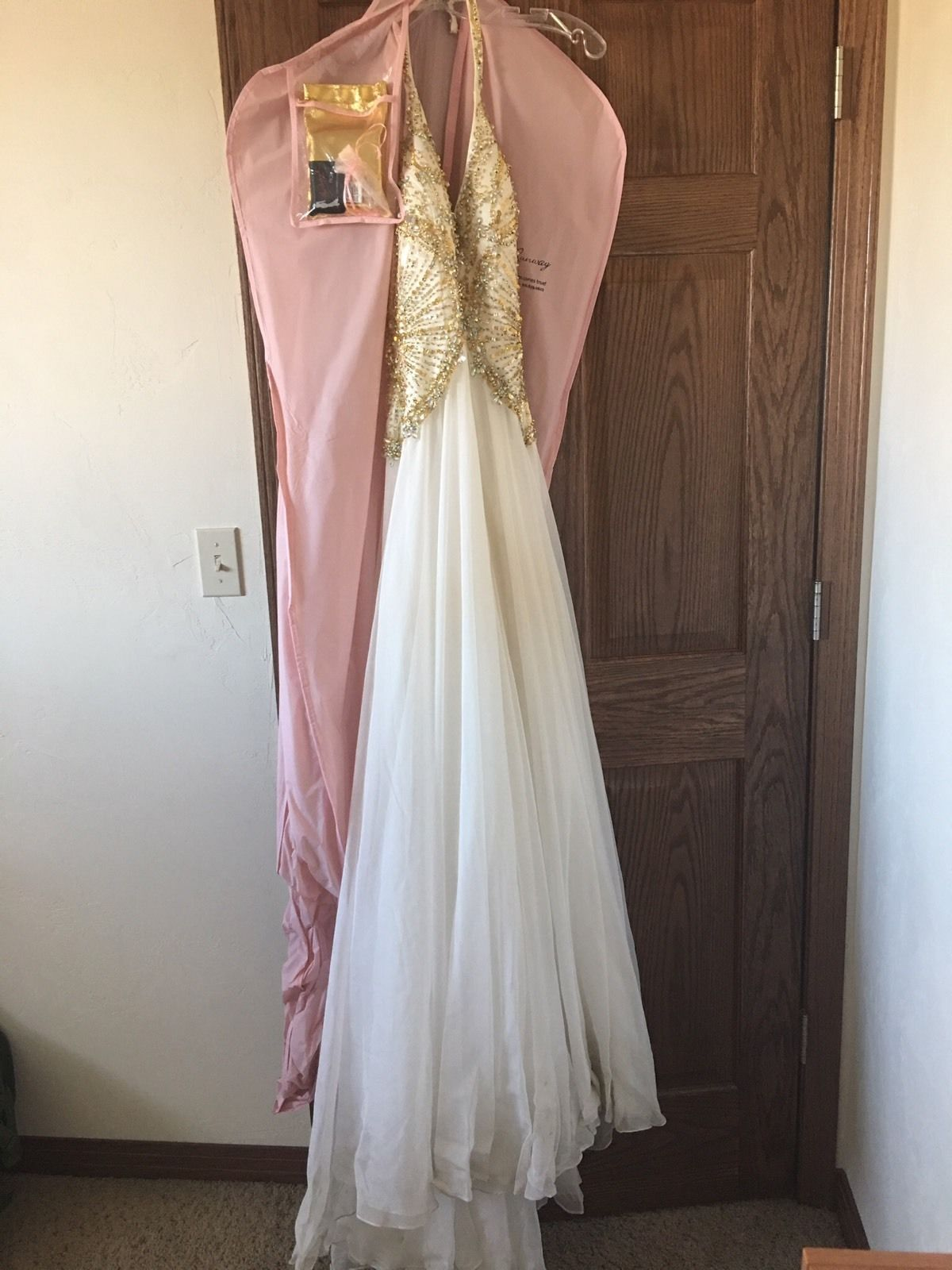 Cool great white u gold mac duggal prom dress cool check more at