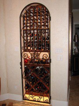 wine closet | Wine Storage Closet Design Ideas, Pictures, Remodel ...