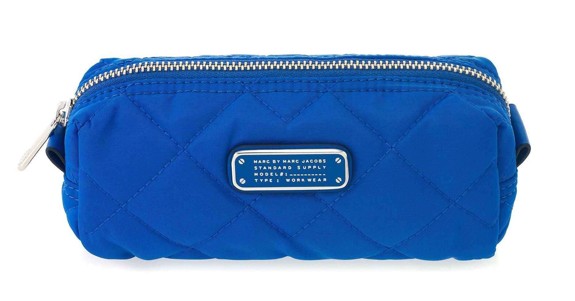 993d02104647 Marc by Marc Jacobs Crosby Quilted Nylon Narrow Cosmetic in Salton ...