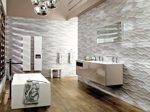 105 idées de design de la salle de bain de style moderne - enduit salle de bain