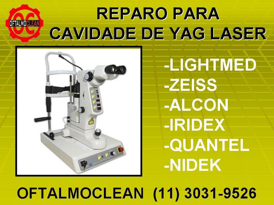 Reparo Para Cavidade De Yag Laser Oftalmoclean Realizamos O Reparo Para Cavidade De Yag Laser De Todos Os Modelos E Marcas Fazer Um Orcamento Laser Modelos