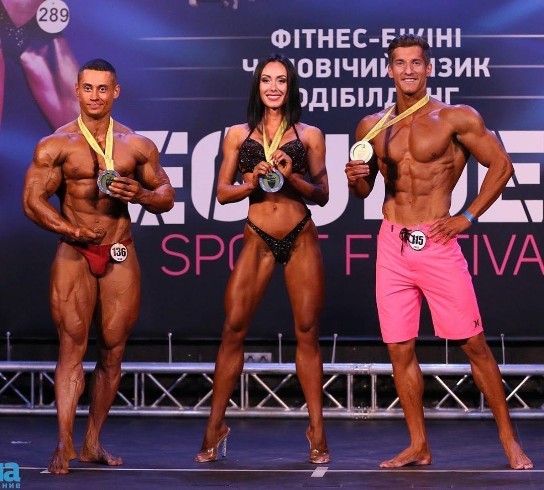 Победители категорий на турнире  Equides ! . #sport #eurogym #fitnesspeopleeurogym #life #body #winn...