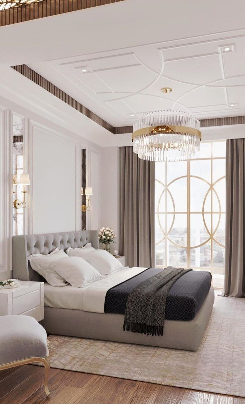 41 Decorative And Small Bedroom Design Ideas For This Year Part 6 Luxurious Bedrooms Luxury Bedroom Master Luxury Bedroom Design