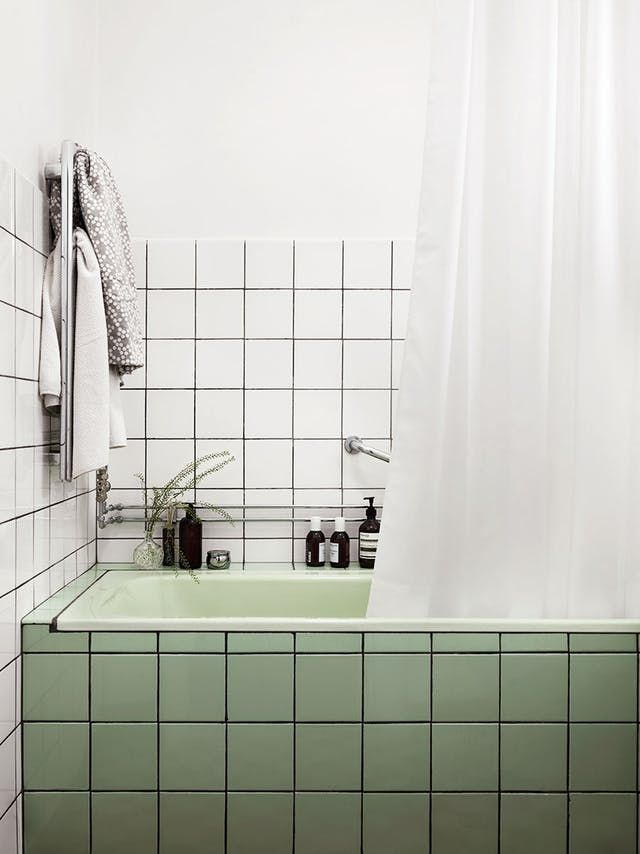 this is the new subway tile and were not sorry