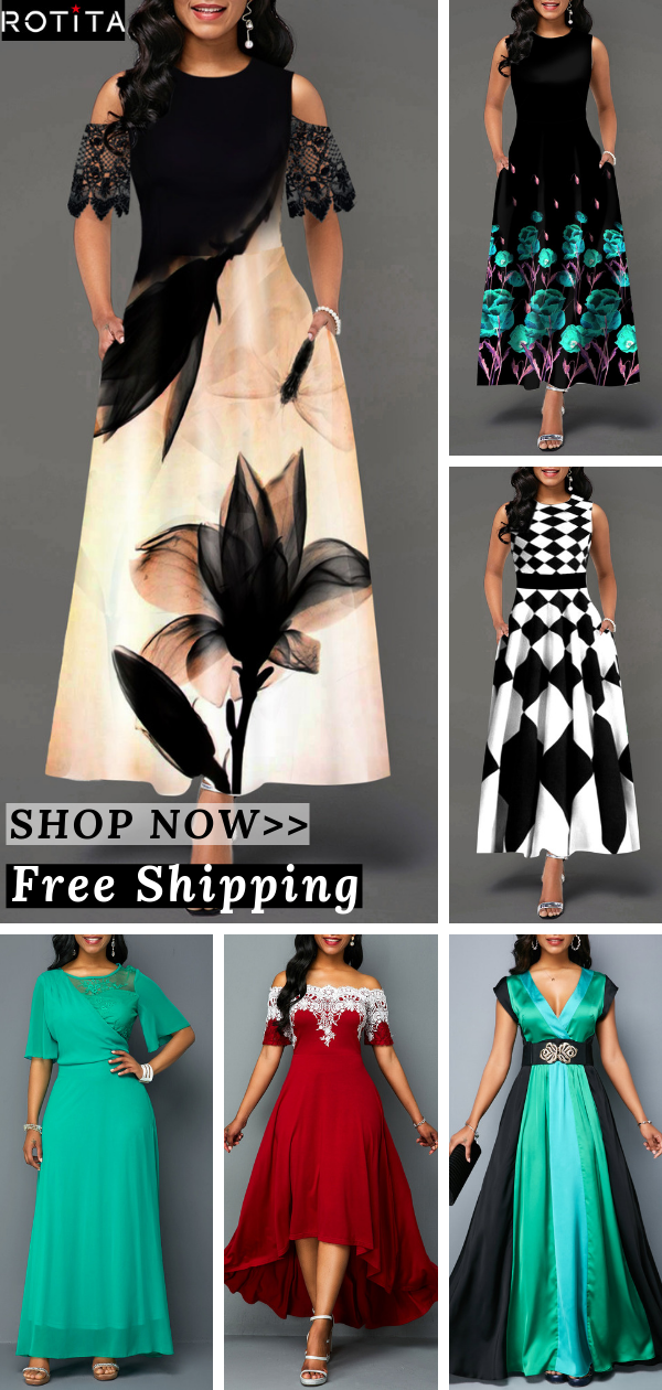 Hot Sale Summer Vacation Dresses Collections 1