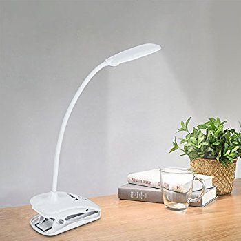 Flexible Foldable Eye Table Lamp