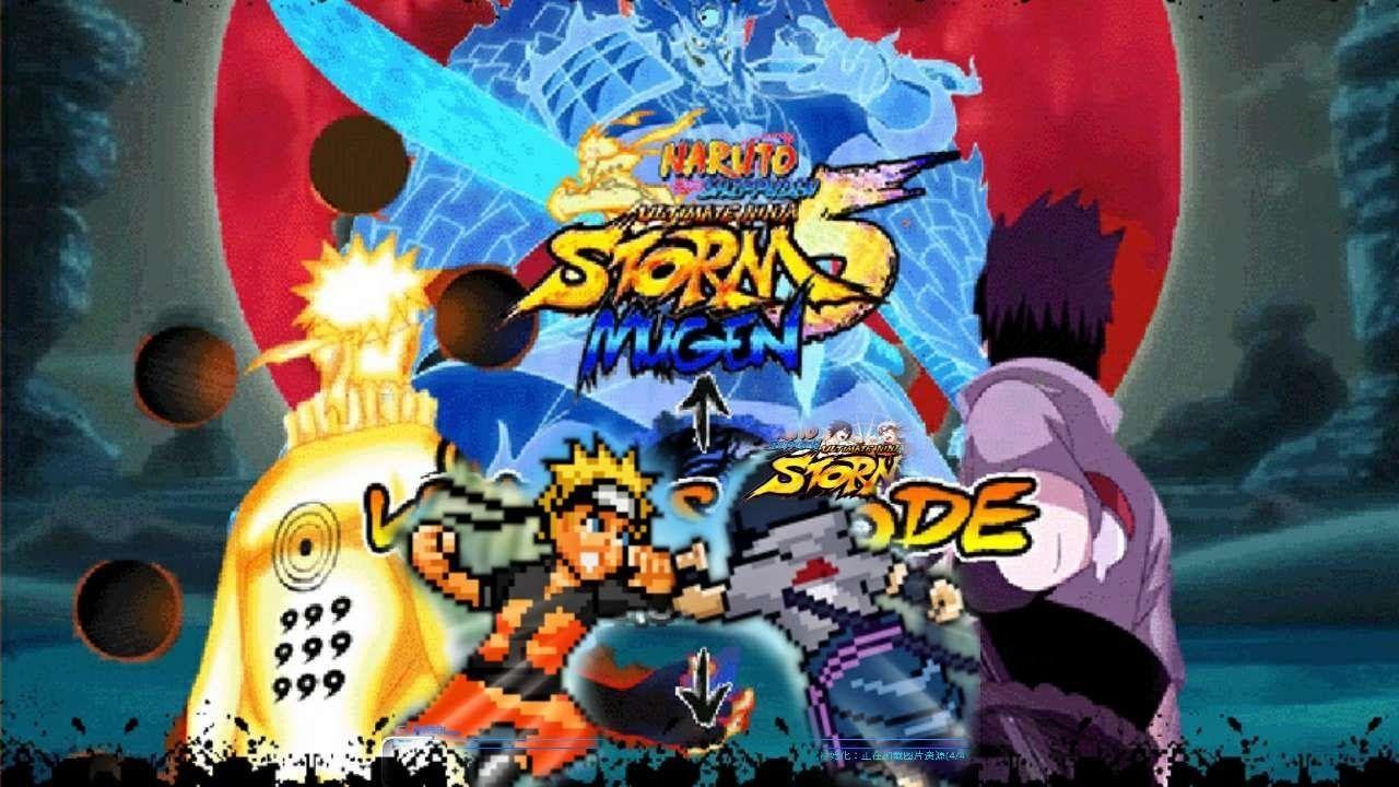 Naruto Shippuden Ultimate Ninja Storm 5 Mugen 2020 Pc Android Download Naruto Games Naruto Naruto Mugen