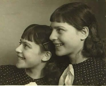 Twin sisters from Prague, A. (Auschwitz no. 72890) and S. (no. 72919) who were interned aged 19, were exposed to repeat blood tests (serum protein research) and whole-body X-rays. They received blood transfusions from a pair of twin boys, leading to weeks of illness. The next intended stage in this experiment, copulation with the twin boys, was prevented by the advancing Russian troops.  Pregnancies could not have resulted in any event as the under-nourished girls had ceased their monthly…