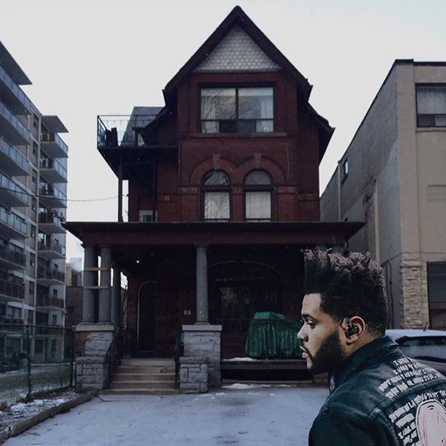House Of Balloons Theweeknd House Of Balloons The Weeknd House Styles