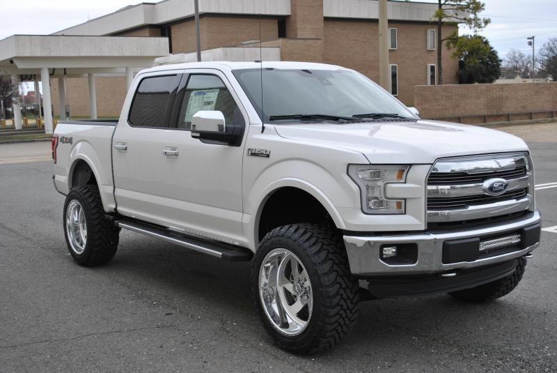 Ford F  Lariat Ebay