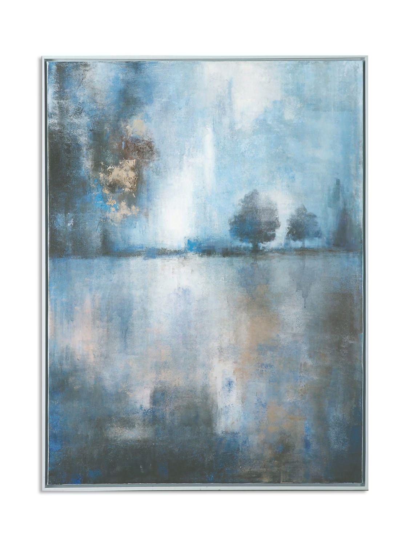 baca52a5201b Lake at Dusk Framed Art