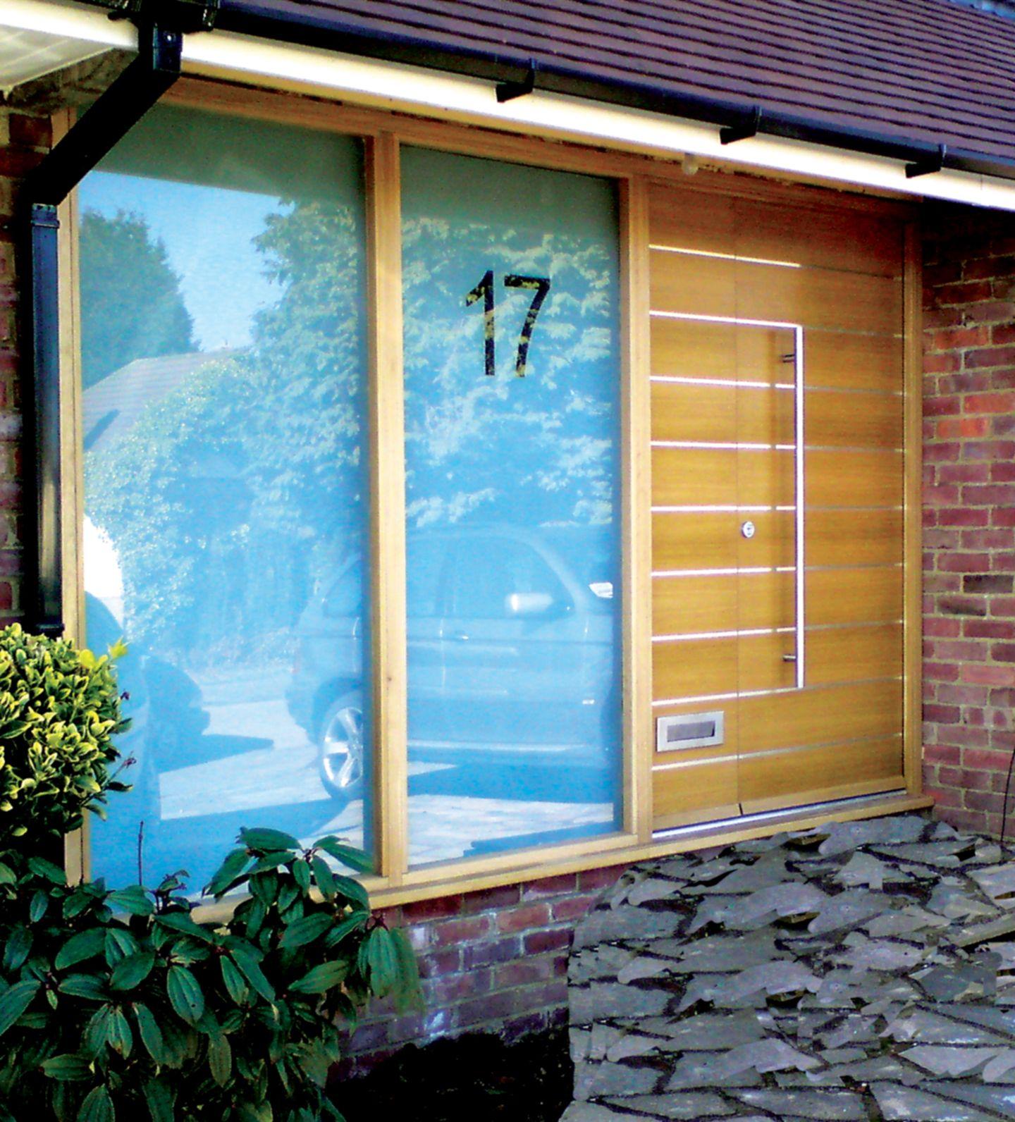 Contemporary Door Design Ideas: Modern Designs Houses Front Door Decor
