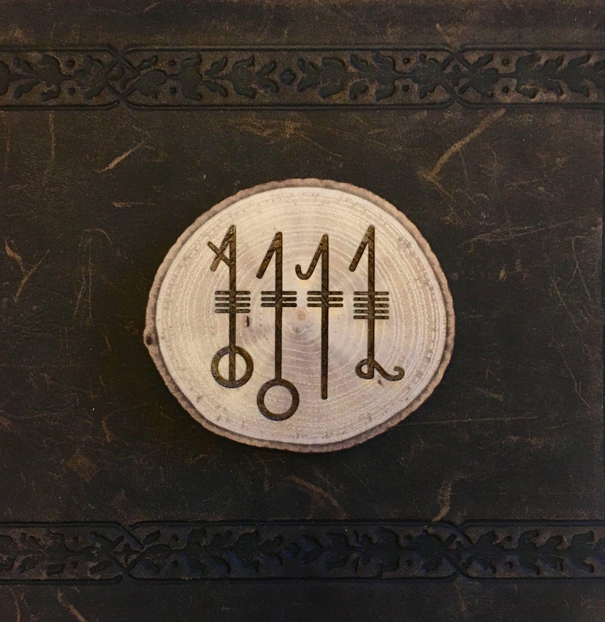 Svefnthorn - Sleep Thorn - Norse, Viking, Runes, Folklore, Symbol, Staves #vikingsymbols