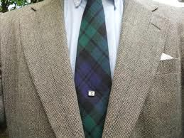 a06ef5e3f136 How to wear a tie tack, placement is everything! | Father's Day ...