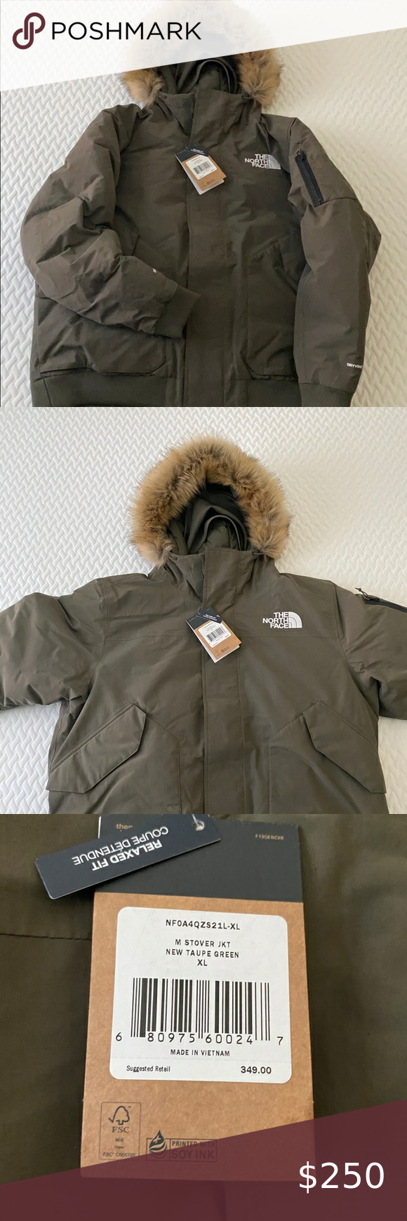 The North Face Men S Stover Jacket North Face Mens The North Face North Face Jacket [ 1740 x 580 Pixel ]