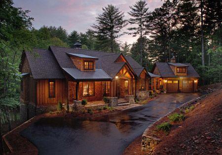 Plan 24111bg Splendid Mountain Home Plan In 2021 Mountain House Plans Floor Plans Ranch Log Homes