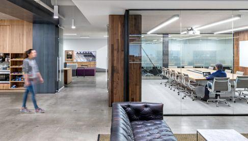Le plus beau bureau du monde après la pub