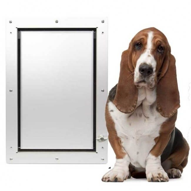Carlson Defender Wall Pet Door - Carlsonu0027s primary business is the manufacture of industrial refrigerator and  sc 1 st  Pinterest & Carlson Defender Wall Pet Door - Carlsonu0027s primary business is the ... pezcame.com