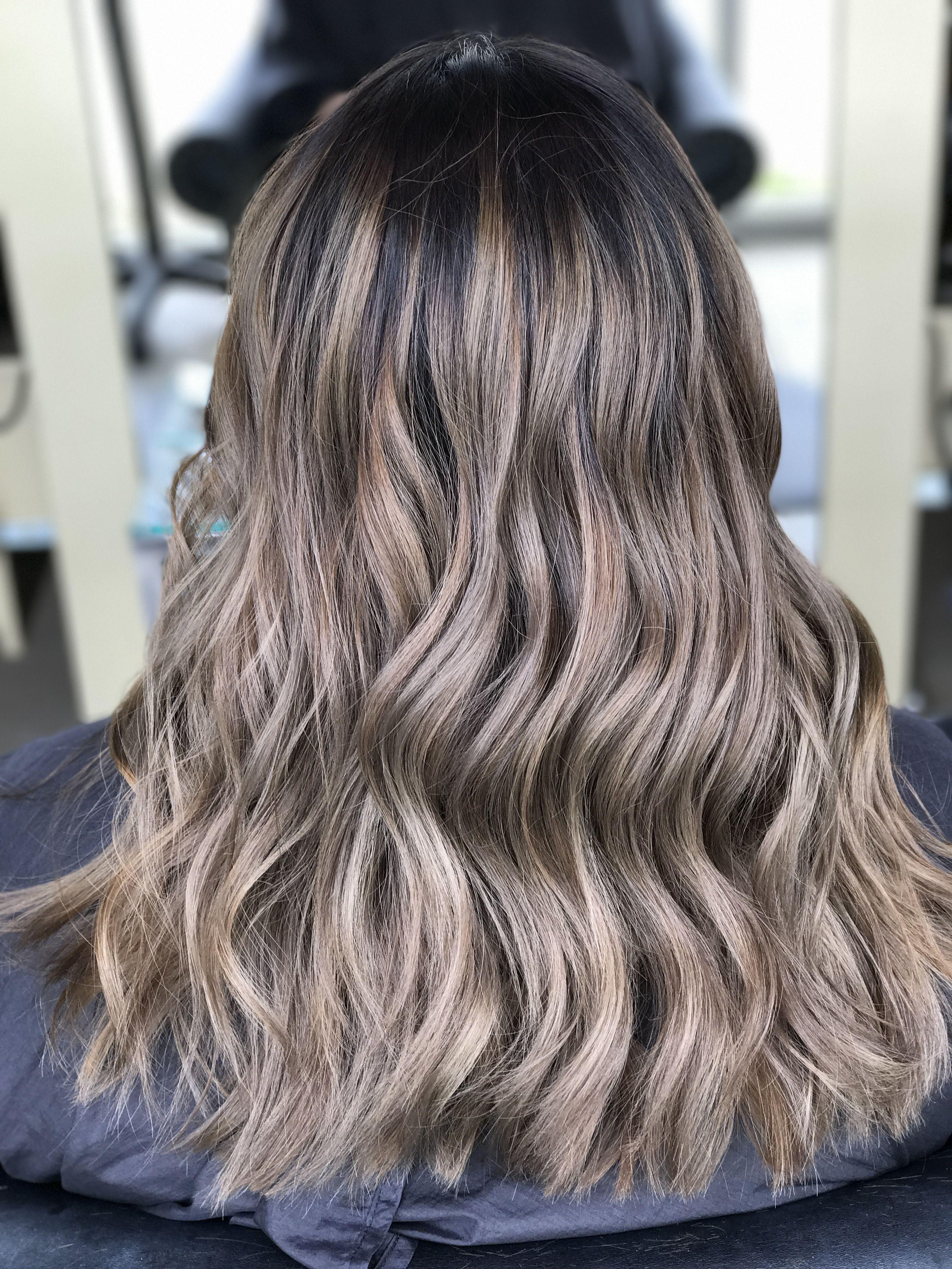 Cool Ashy Brown Hair Color For Fall Hair Pinterest Ashy Brown