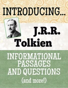 the hobbit reading prompts This packet is for harry potter and the sorcerer's stone by j chapter-by- chapter comprehension questions are provided to guide stude.