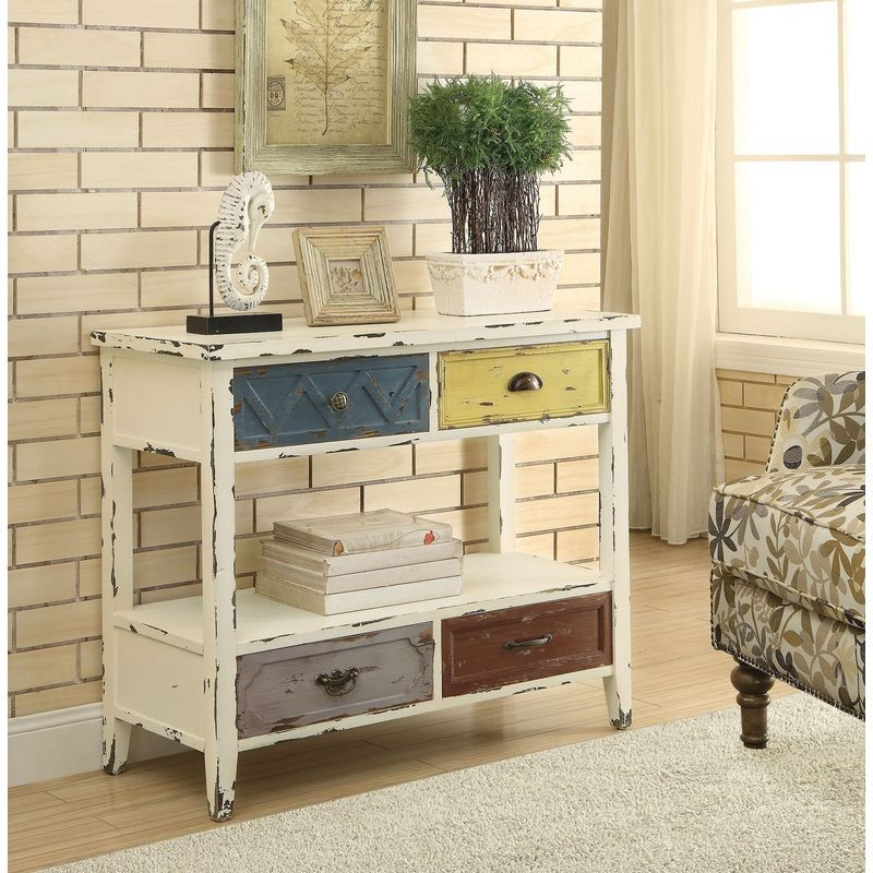 Entryway Table With Beautiful Rustic Accents Home Decor Inspiration At Phoenix Furniture Outlet