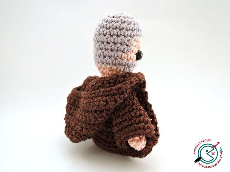 star wars crochet part3 by ahooka | Star Wars Crochet | Pinterest