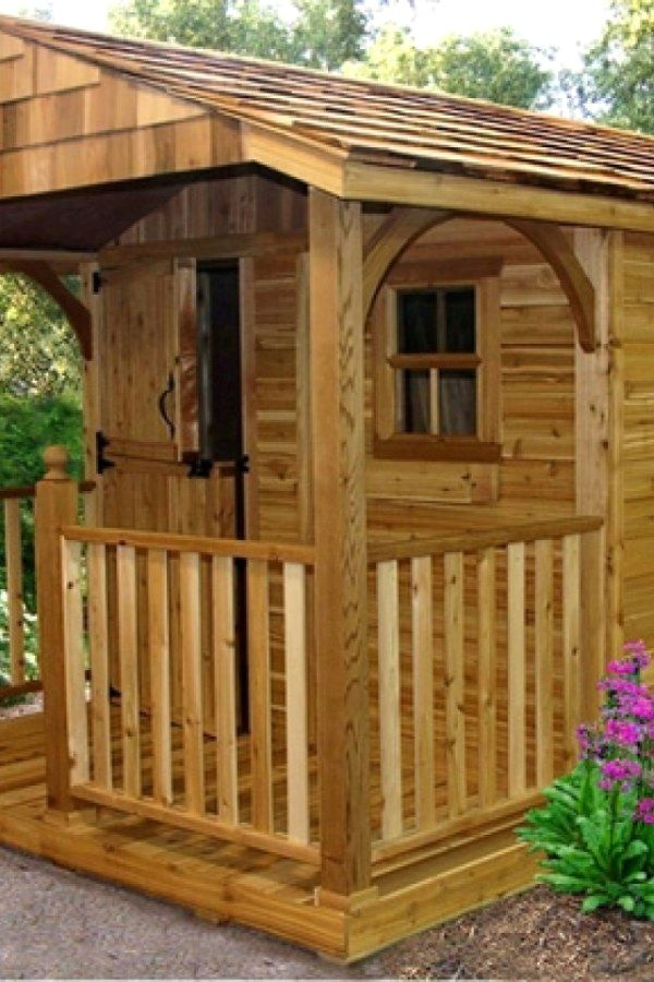Easy Garden Shed renovated designs for your garden project Garden - Potting Shed Designs