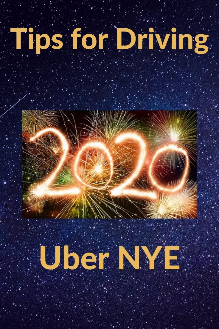 New Years eve night is the busiest night to drive for Uber ...