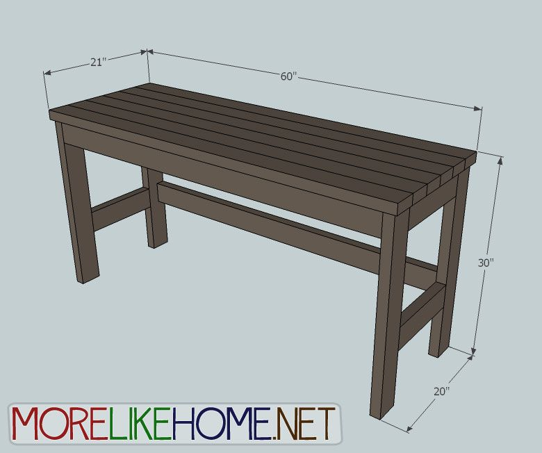Day 2 Build A Casual Desk With 2x4s Diy Wood Desk Diy Desk Plans Diy Desk