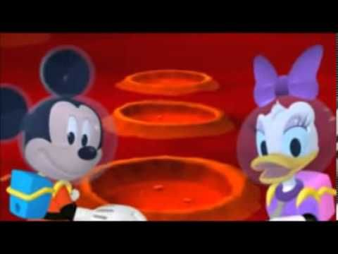 La Maison de Mickey Mickey va sur Mars - YouTube