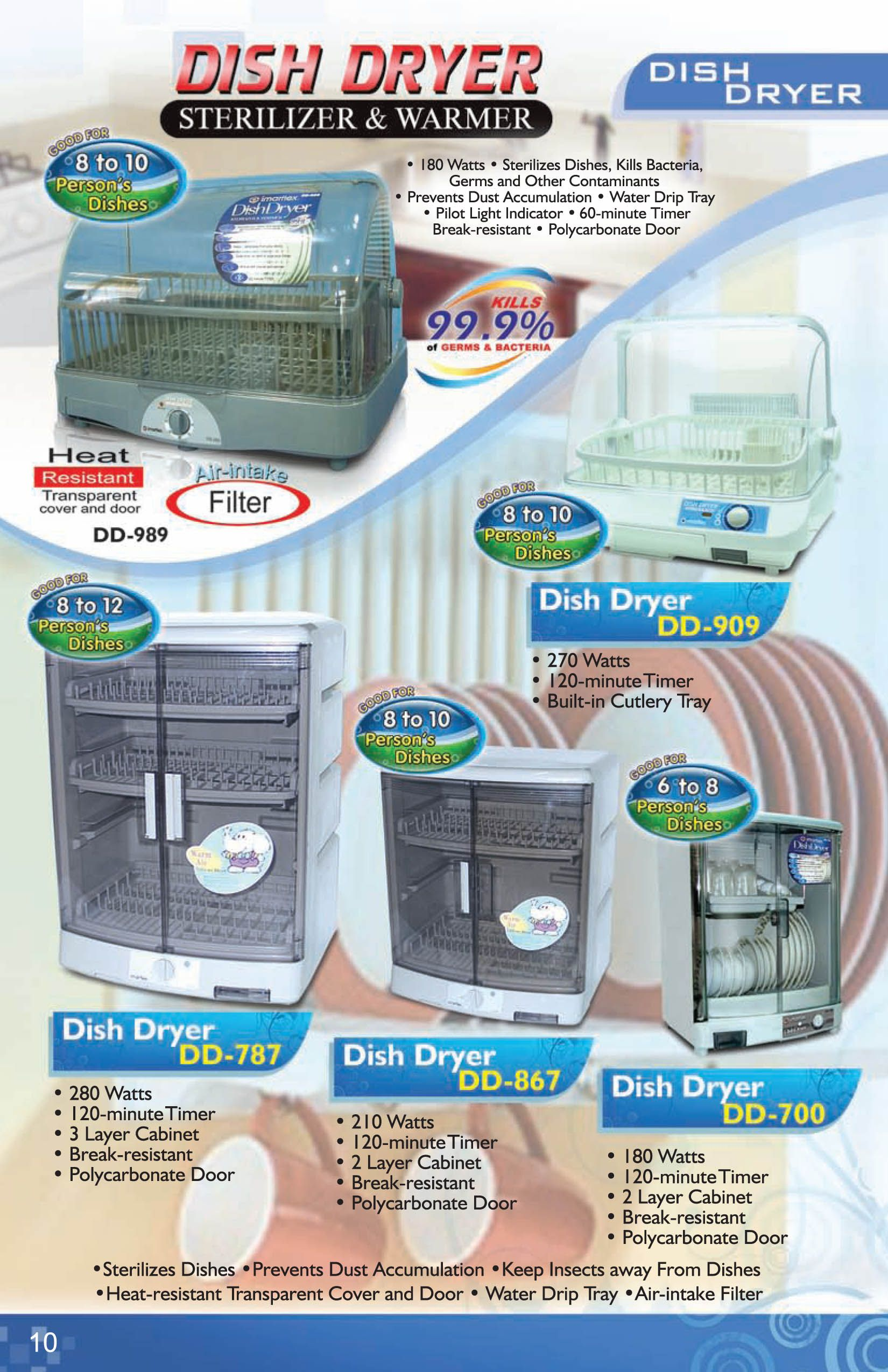 Dish Dryer Cabinet | DISH DRYER/ 2 LAYERS CABINET/ 6 TO 8 PERSON\'S ...