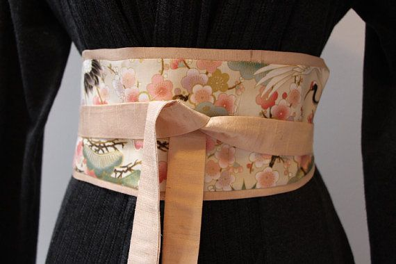 LUXE  cream and golden nude Dupioni silk   by MyDivineBoutique, $45.00