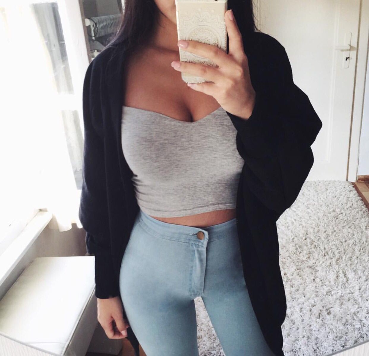 Thanyaw on instagram beauty outfit outfit ideen und kleidung - Damenmode sportlich elegant ...