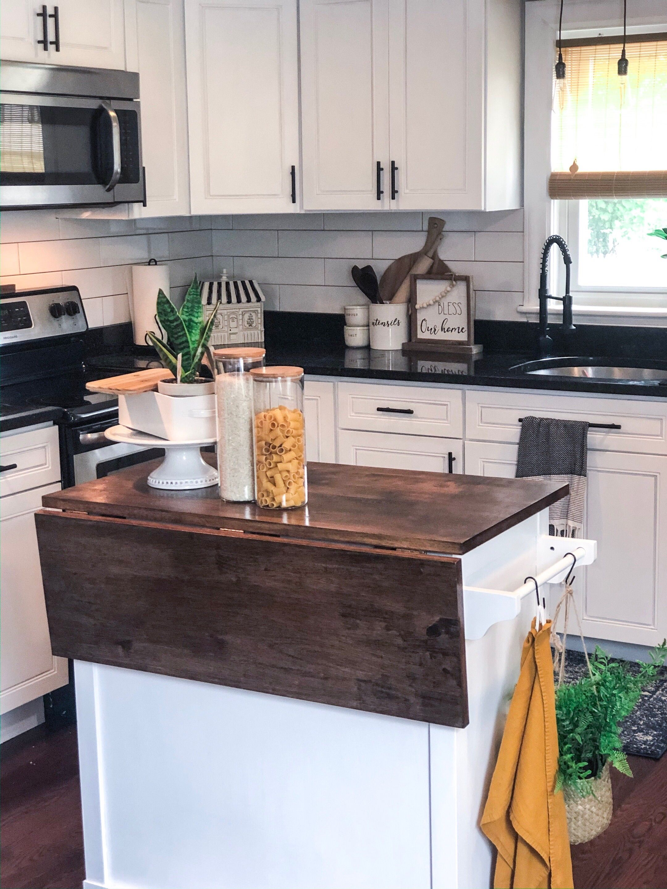 #diy #whitesubtile #casacallahan #Kitchenislanddecor #farmhousekitchen #glasscanisters #snakeplant #target #potterybarn #magnolia #ikea #westelm #amazon #diy #farmhouse #kitchendiy #kitchen #kitchenisland #whitekitchen