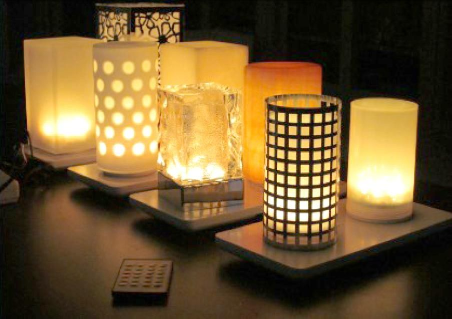 Battery Operated Table Lamps   Home Lighting Ideas