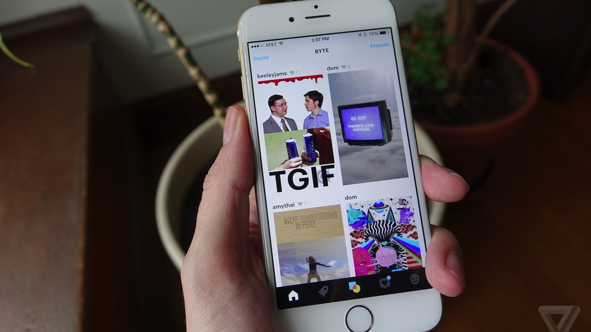 Byte is a wild new creative tool from the founder of Vine