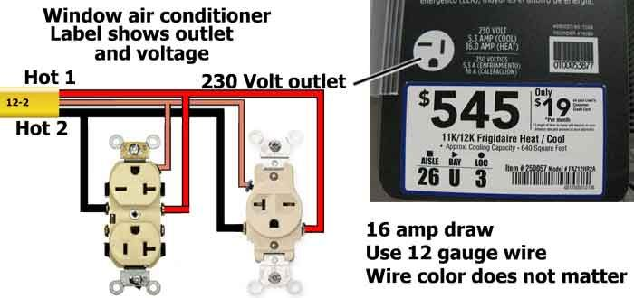 240 outlet wiring diagram free download wiring diagrams schematics window air conditioner outlet electric pinterest window air 240 volt circuit diagram how to wire 240 volt outlets and plugs cheapraybanclubmaster Gallery