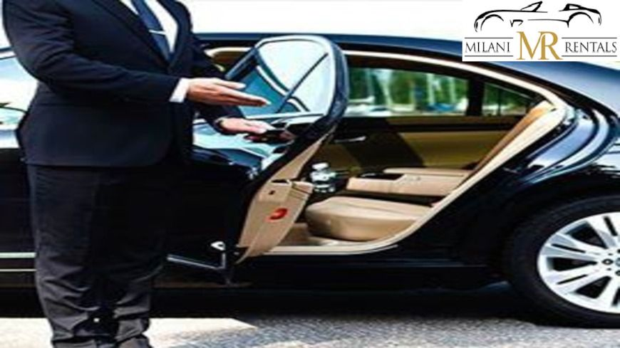 If anybody want to go Airport with luxury car then it is