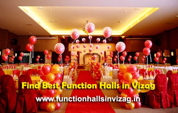 Find the Top AC Function Halls in Visakhapatnam Banquet Halls in