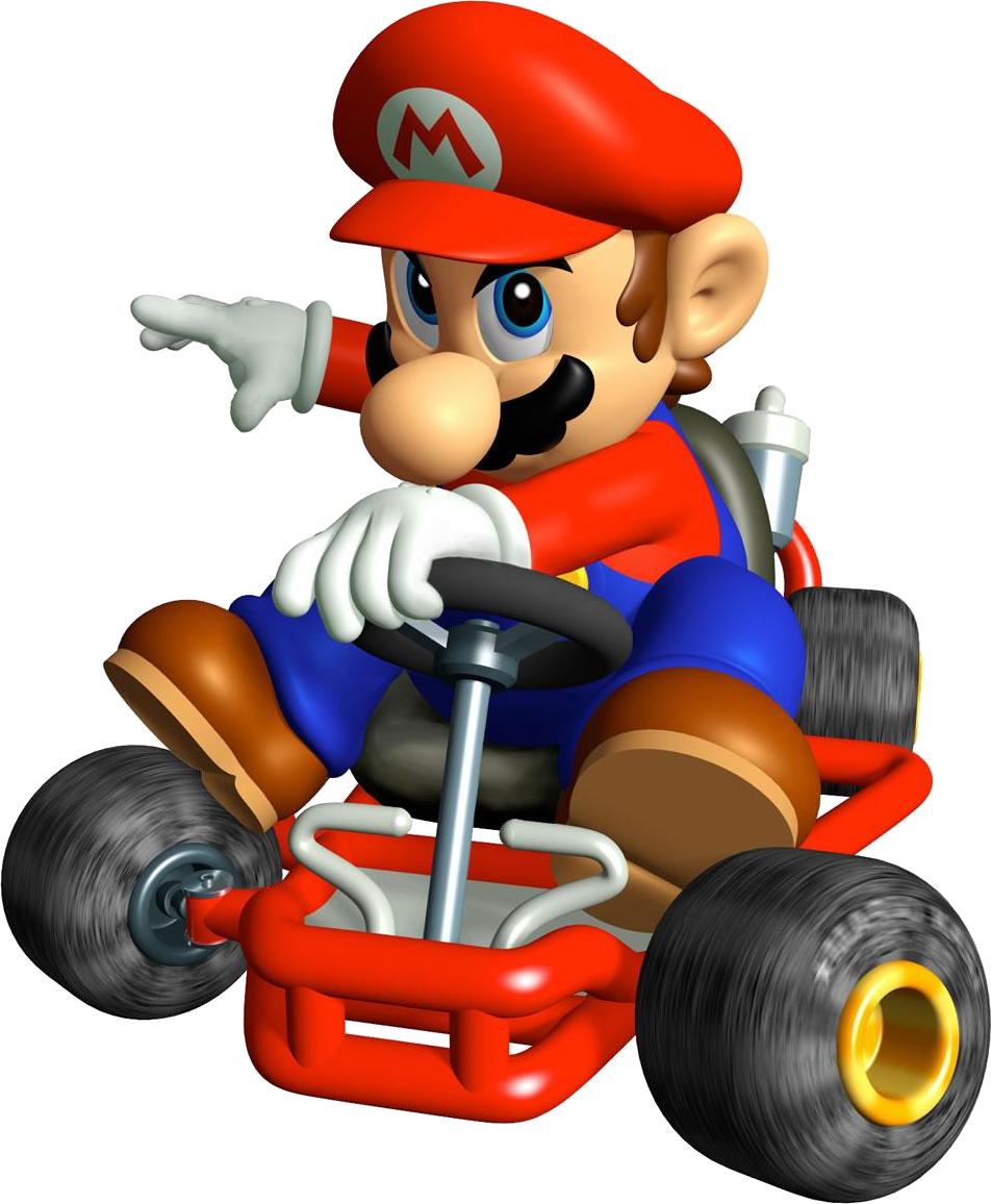 Super Mario Driving Png Image Mario Kart Ds Mario Kart Super