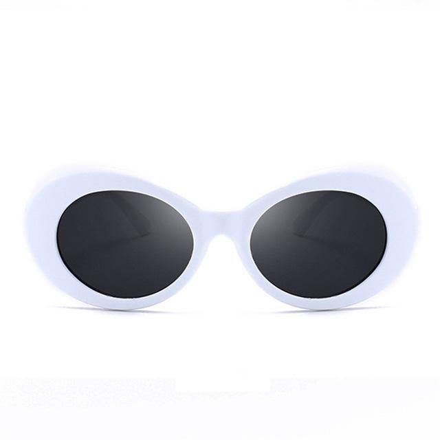 d1440299d74 UVLAIK Men Women Clout Goggles Glasses UV400 Mirrored NIRVANA Kurt Cobain  Sunglasses Classic Fahion Female Male Sun Glasses