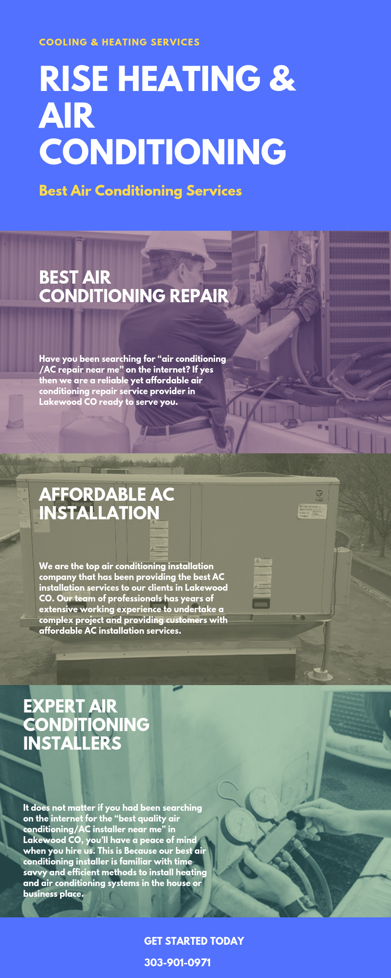 Commercial Air Conditioning Repair Highlands Ranch CO