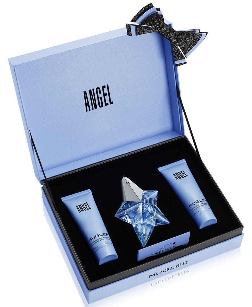 Thierry Mugler 3 Pc Angel By Mugler Recruitment Gift Set Mugler